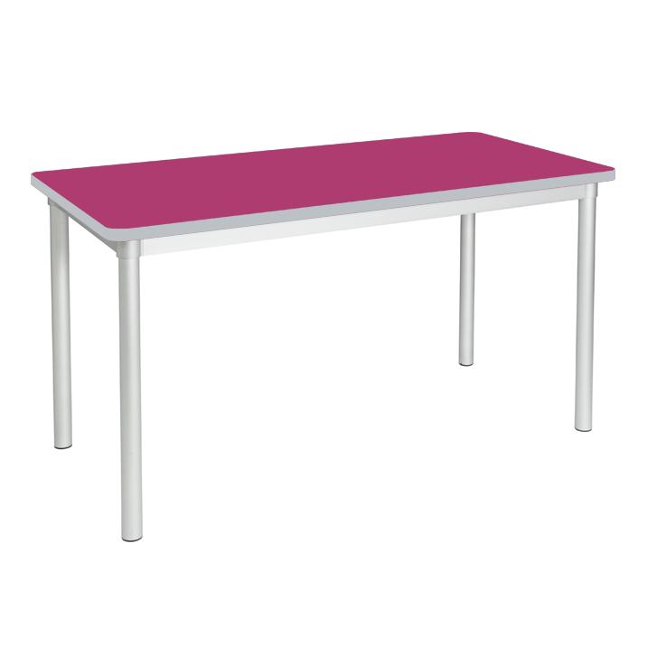 Enviro Table 1400x750mm Silver