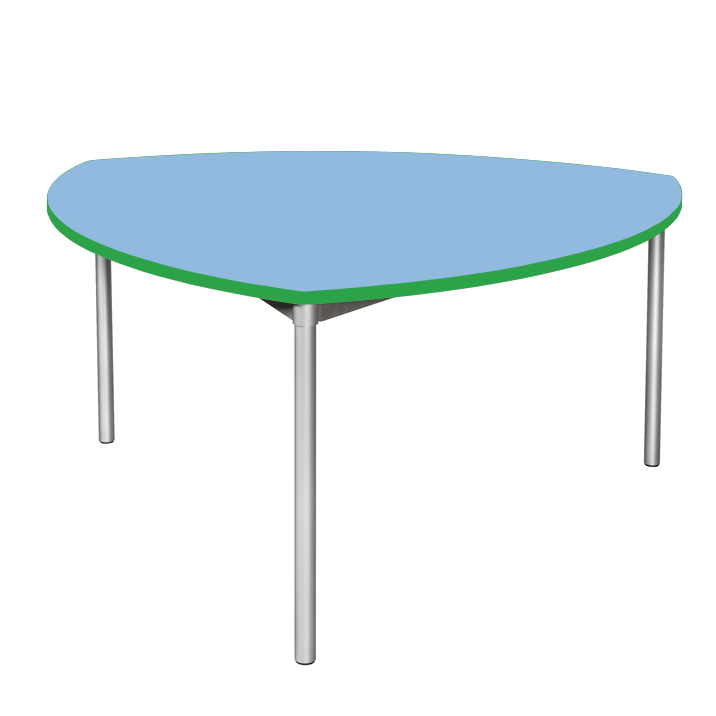 Enviro Table 1500mm Shield Silver
