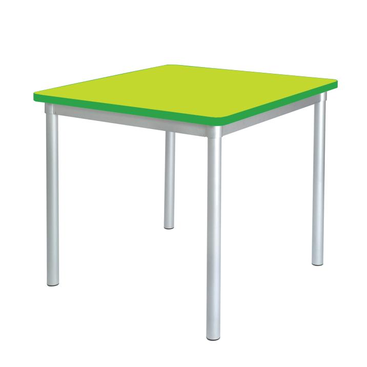 Enviro Table 600mm Square Silver