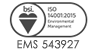 ISO9001:2008 Quality Management System – Certificate no Q05840