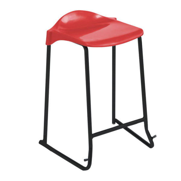 ASL Skidbase Stacking Stool