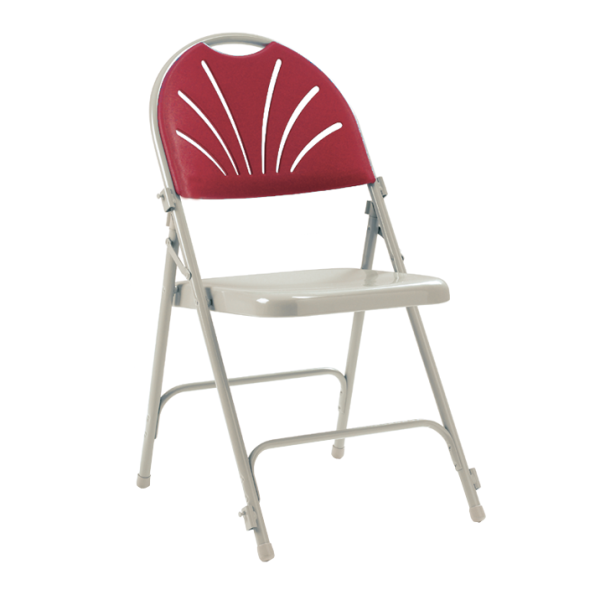Comfort Steel Folding Chair with Link