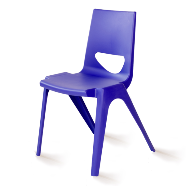EN One-Piece Stacking Chair