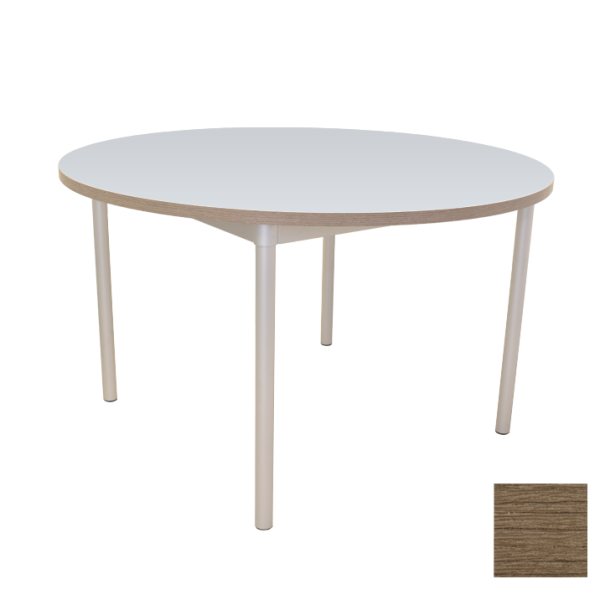 Enviro Workspace Table 1200mm Round