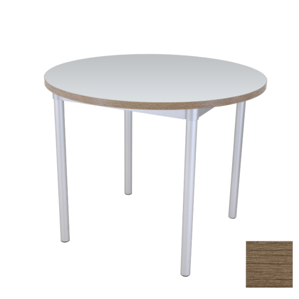 Enviro Workspace Table 900mm Round