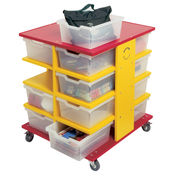 Mobile Island Organiser incl. Trays