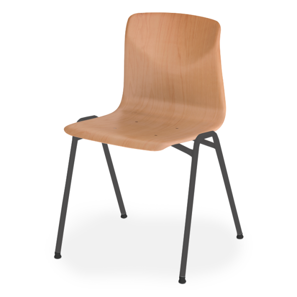 Pagholz 3305 4-Leg Stacking Chair