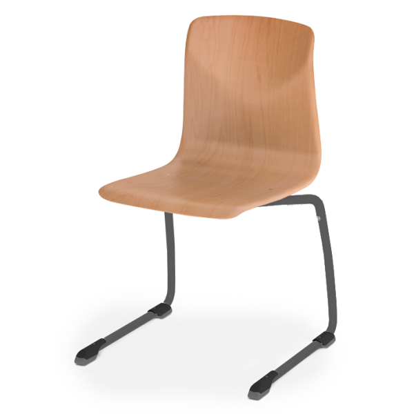 Pagholz 7307 C-Frame Stacking Chair