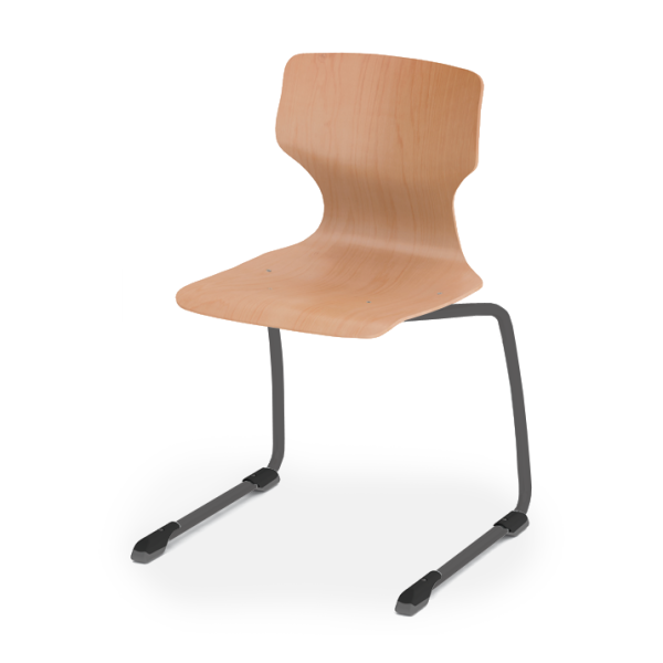 Pagholz 7811 C-Frame Stacking Chair