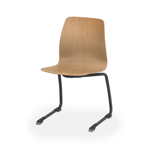 Pagholz 7814 C-Frame Stacking Chair
