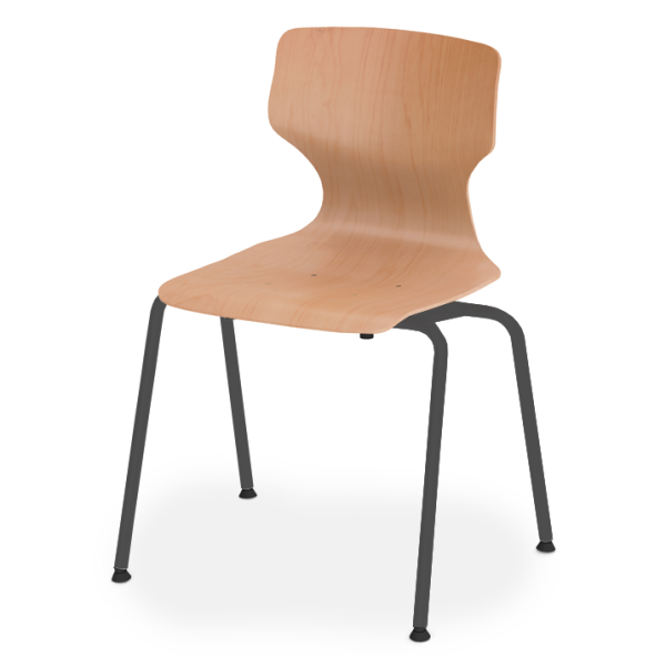 Pagholz 7850 4-Leg Stacking Chair