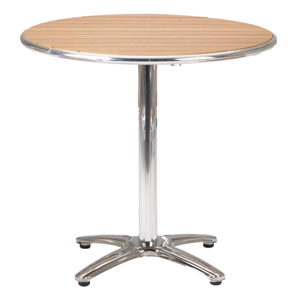 Paulo Round Pedestal Table