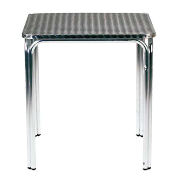 Rio Cafe Stacking Square Table