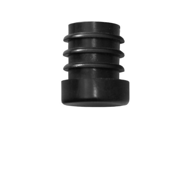 Round Ribbed 10mm Insert