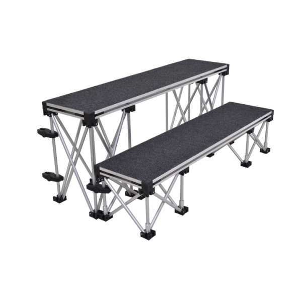 Ultralight 2 Step Unit for 630mm GS Stage