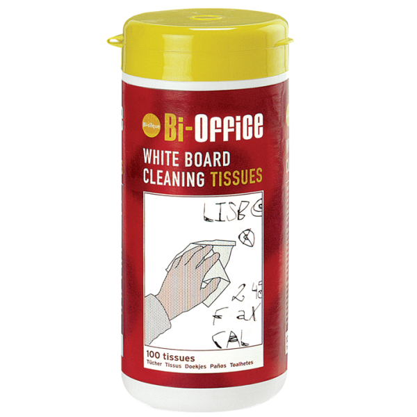 Whiteboard Cleaning Tissues