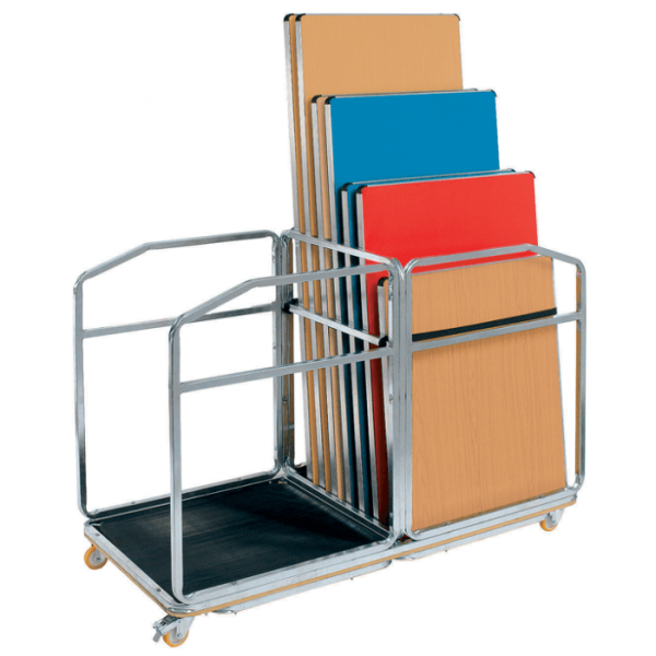Large Table Trolley