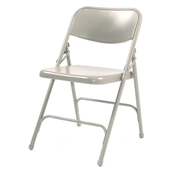 All Steel Folding Chair With Perm Link