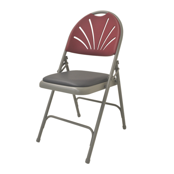 Comfort Upholstered Folding Chair