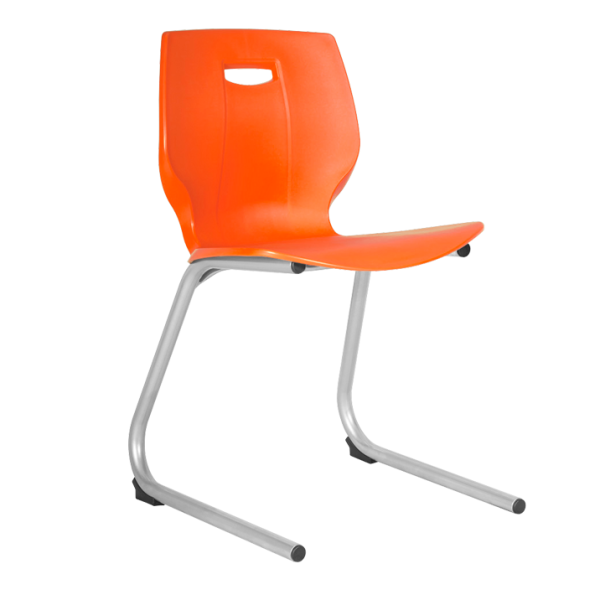 Geo Reverse Cantilever Chair