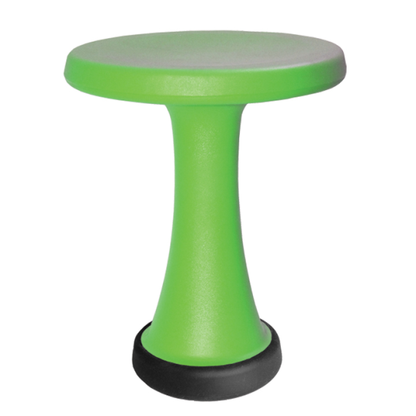 OneLeg 32cm - Lime with Black Foot