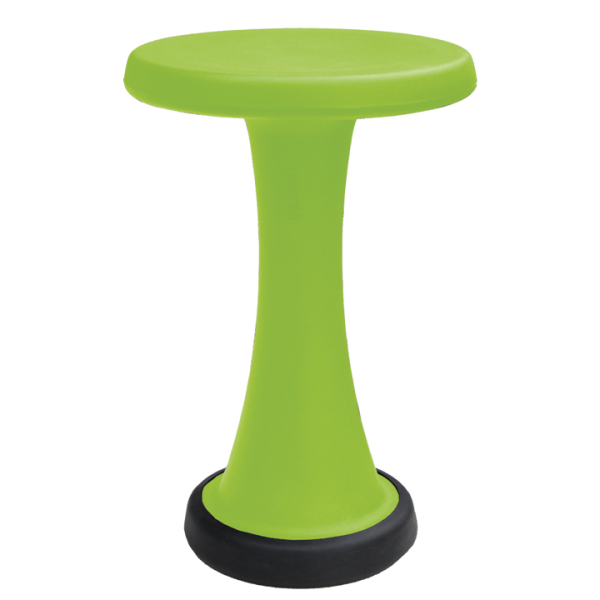 OneLeg 40cm - Lime with Black Foot